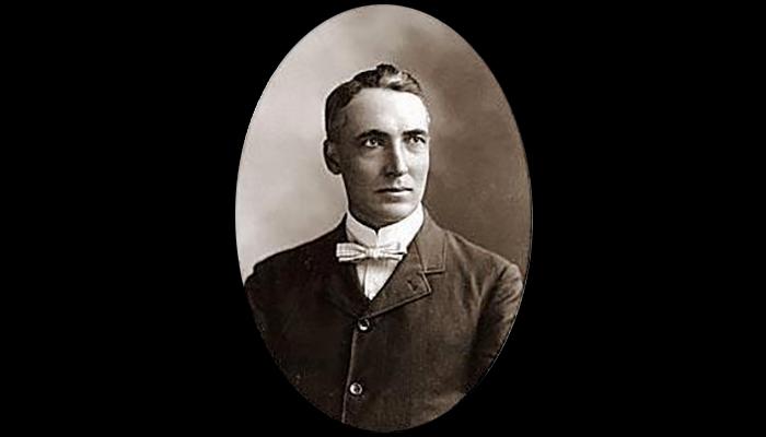 Young Warren G. Harding
