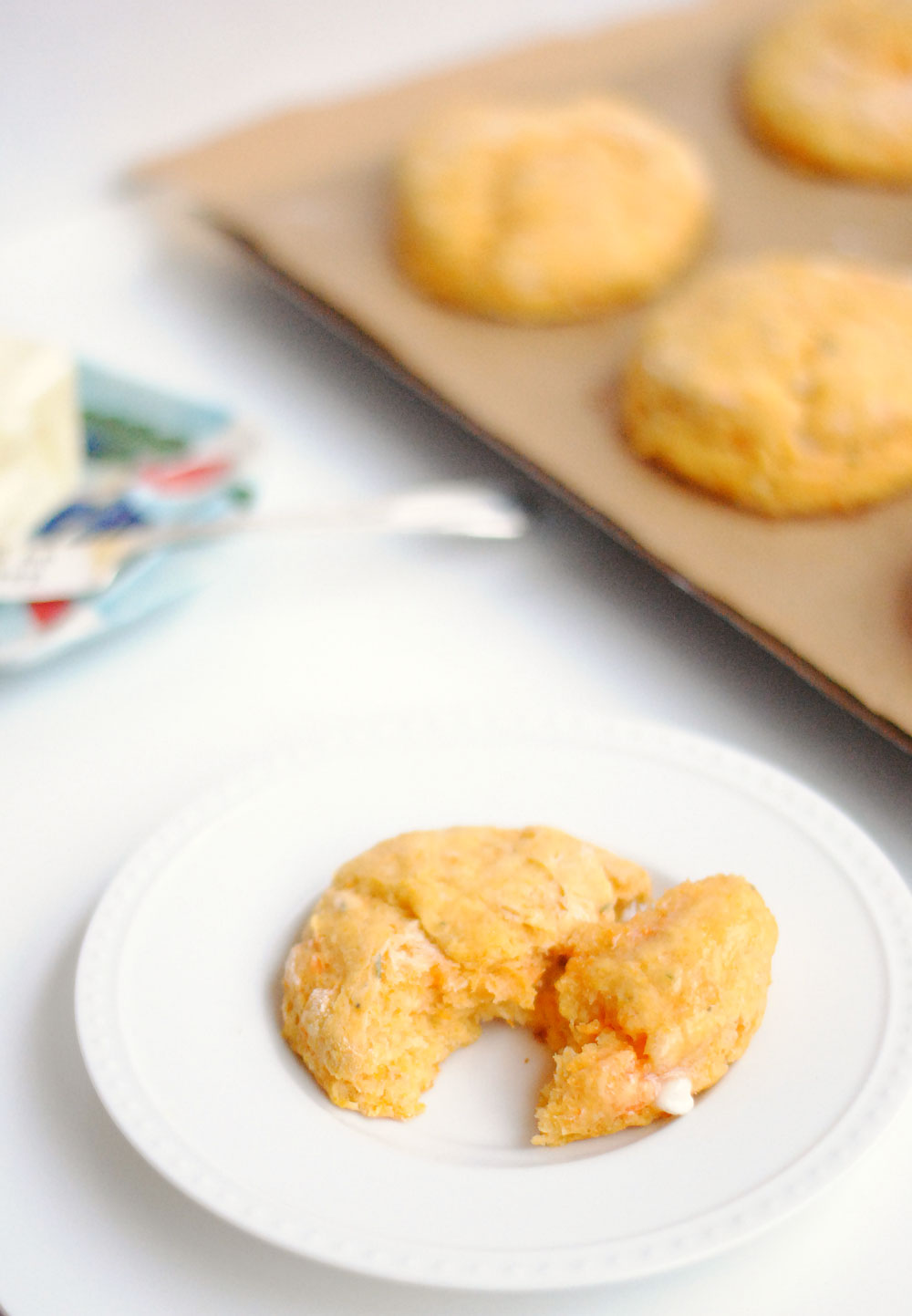 Sweet Potato and Rosemary Biscuits   Hottie Biscotti