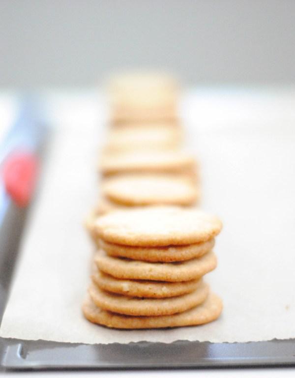 Rustic Almond Cookies