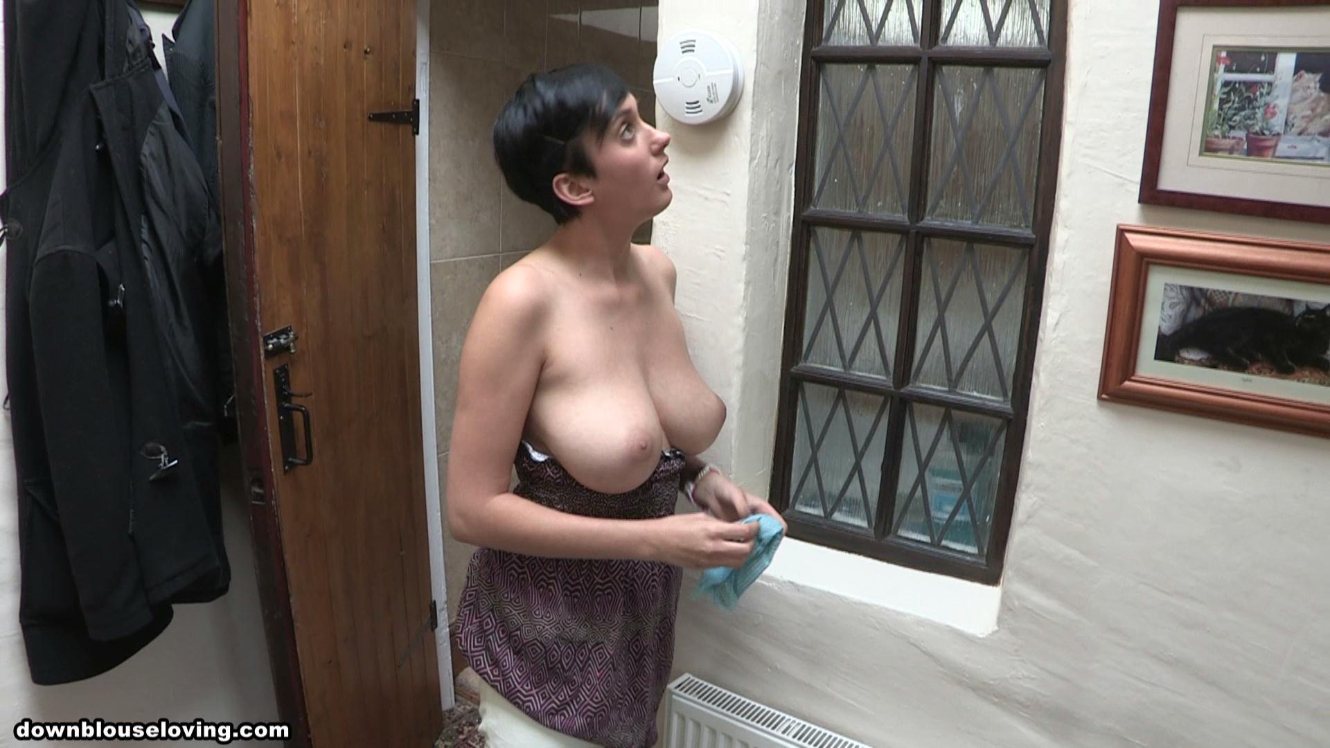 accidental downblouse nipple nip slips