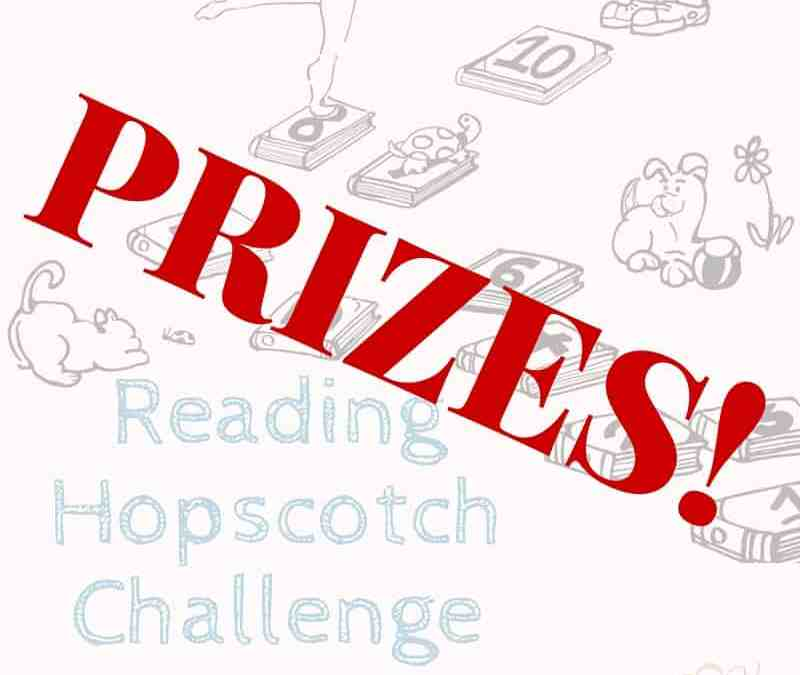 Win Prizes from the Reading Hopscotch Challenge
