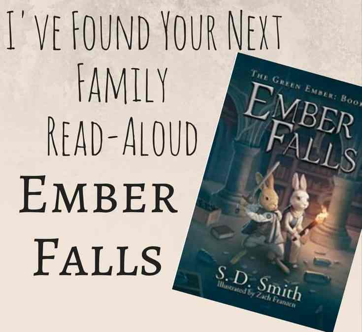 Ember Falls by S.D. Smith