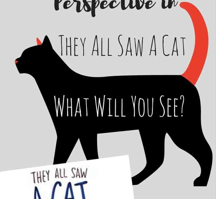 They All Saw a Cat-What Will You See?