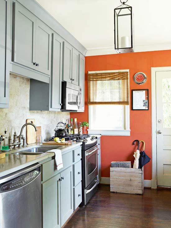 Decorare la cucina con i consigli di house mag - Dipingere una cucina ...