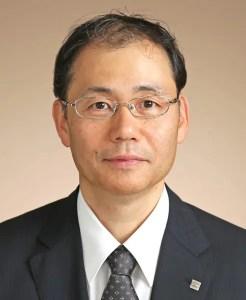 前川圭二新社長