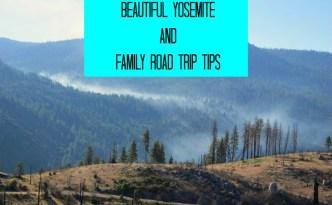 Yosemite family road trips