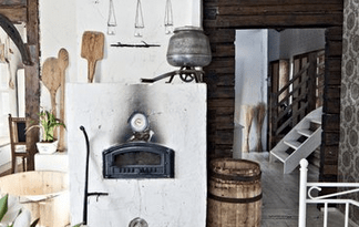 Rustic cottage - feature image