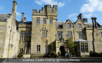 NT Scotney Castle Video Youtube feature