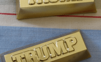 Trump Hotel gold choco - feature images