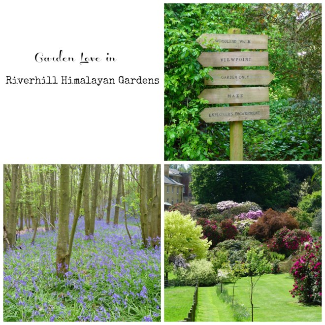 Riverhill Himalayan Gardens Collage