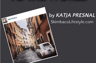 Instagram Travel Book K Presnal