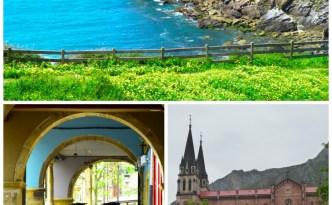 Asturias 1 Collage