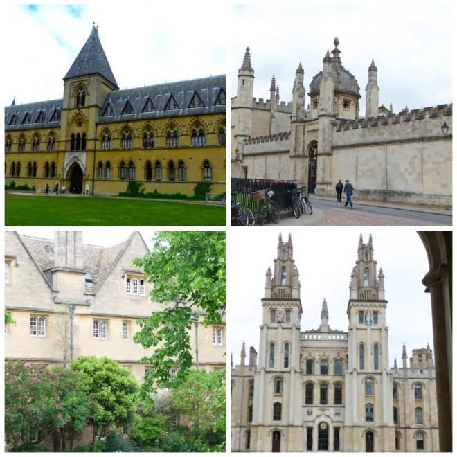 Oxford 2 Collage