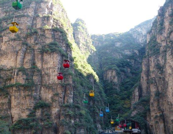 LongQIng XIa Gorge in China_2