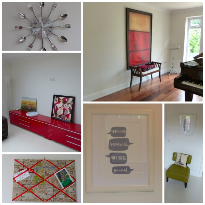 Home Accessories Collage