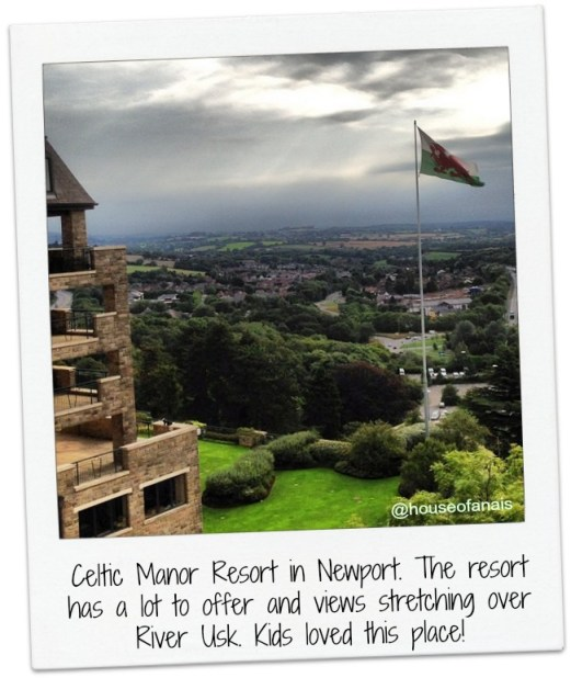 Celtic manor resort Newport