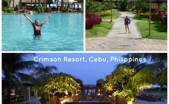 Crimson Resort Cebu Collage