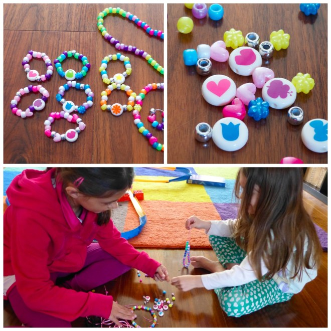 maths with beads