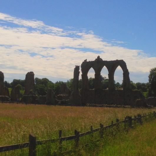 Bayham Abbey