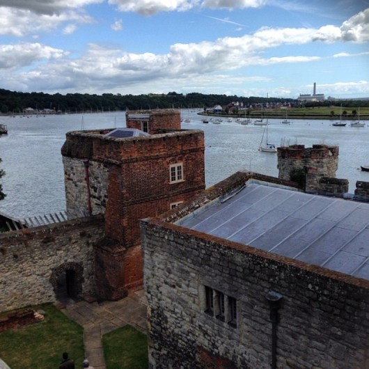 Upnor Castle, Kent, England