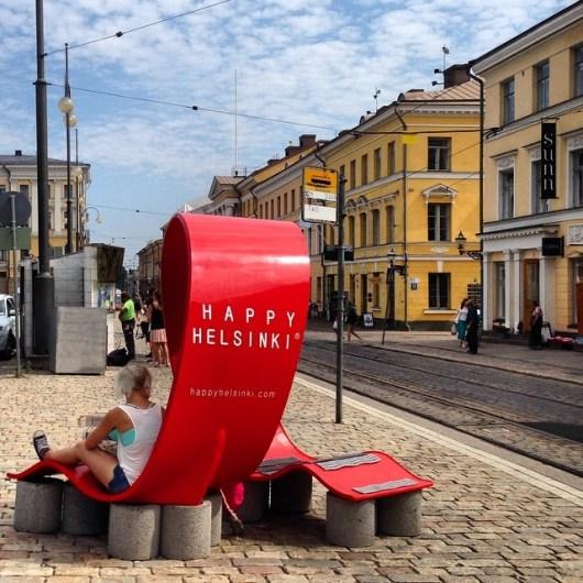 Happy Helsinki