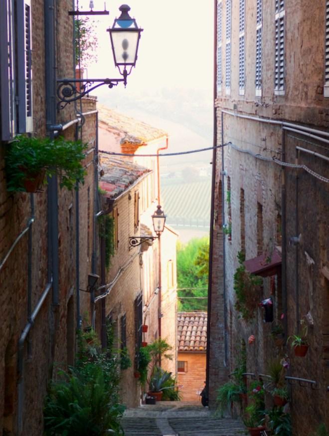 Old Civitanova in Marche