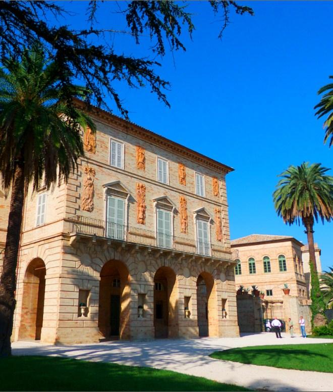 Villa Bonaparte- Porto San Giorgio