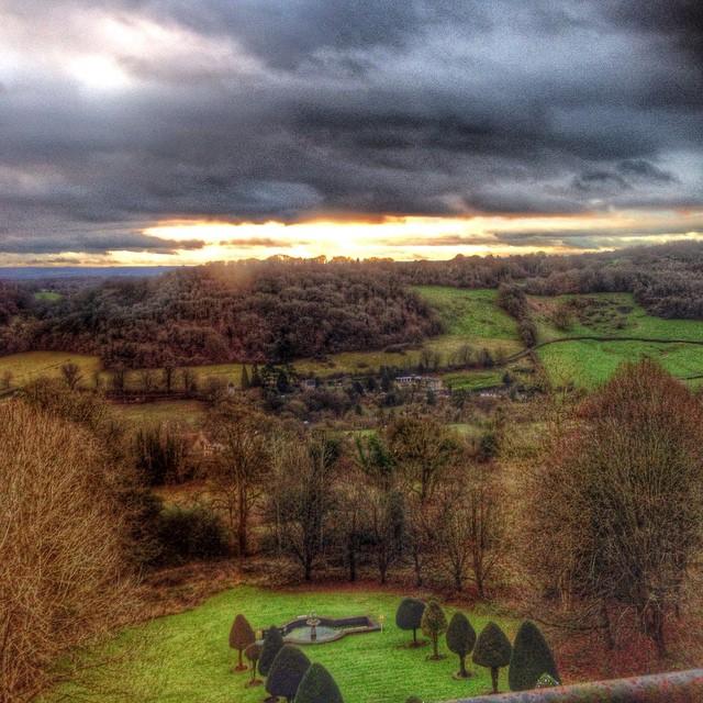 HIlls of Bath, Somerset