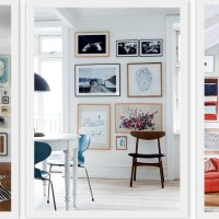 WEEKENDS AT HOME: GALLERY WALL