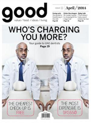 good magazine April 2014