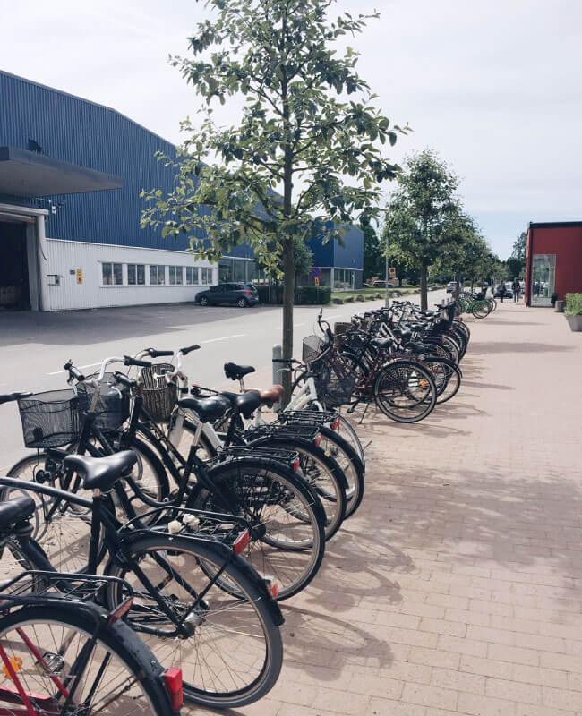 IKEA-bikes