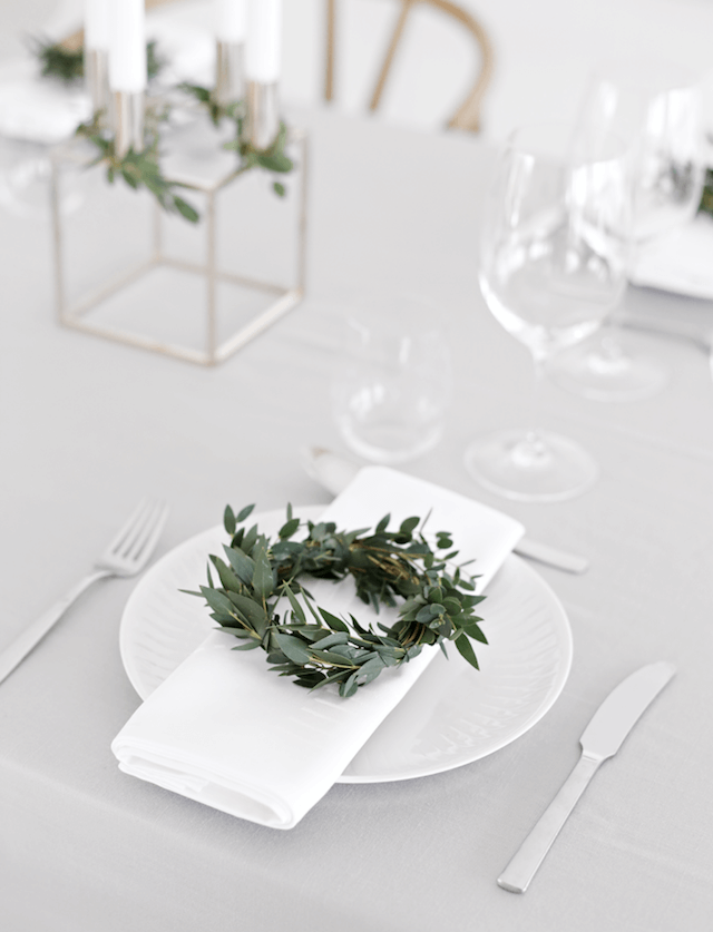 Christmas Table Setting Inspiration 01