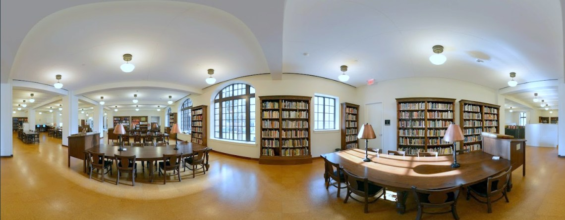 Houston Public Library – Texas Room