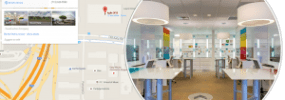 A GOOGLE 360° VIRTUAL TOUR INSIDE YOUR BUSINESS