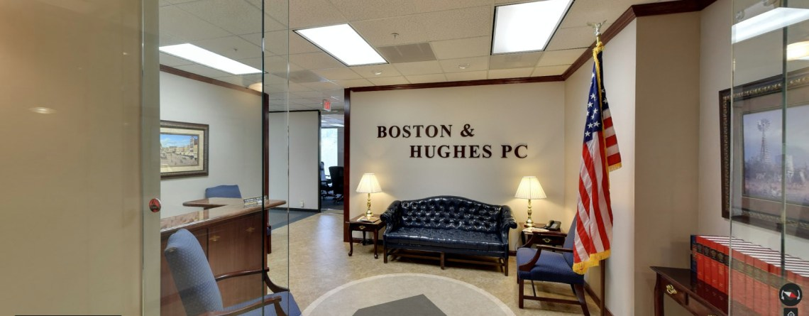 Trial Lawyers: Boston & Hughes, P.C.