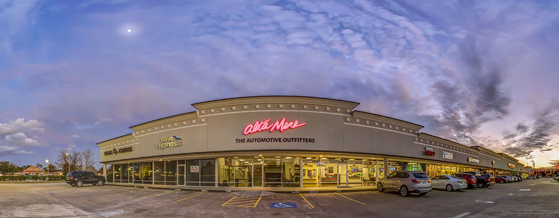 "Alta Mere Automotive Gets ""Googled"" with Houston360Photo Virtual Tour"