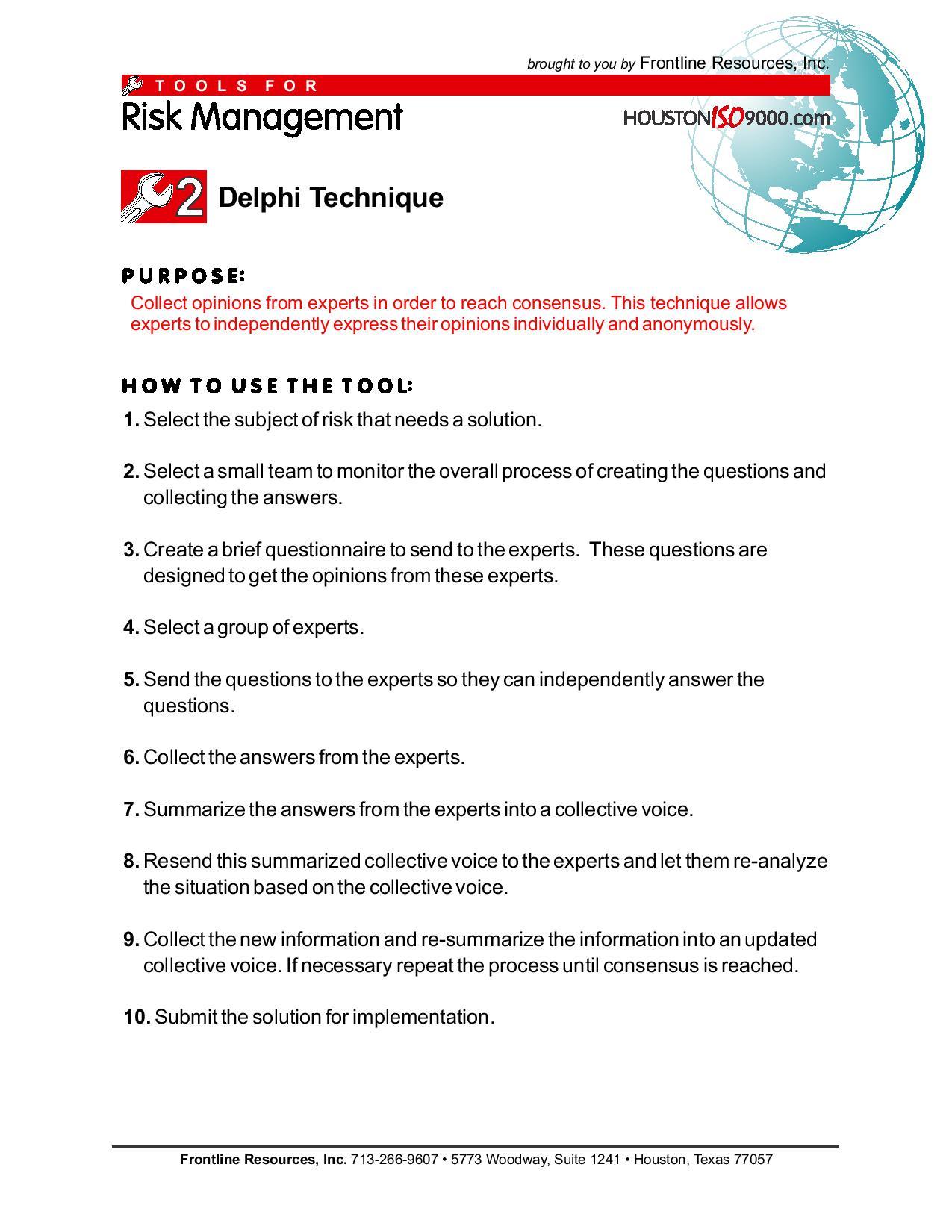 iso 13000 risk management pdf