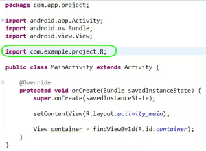 HoverDroids-Android-R-Cannot-Be-Resolved-Eclipse-4