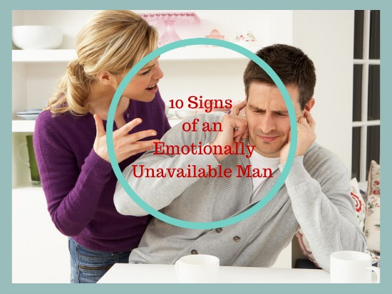 Signs of an emotionally unavailable husband