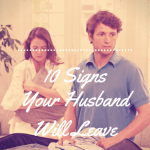signs husband will leave