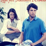 husband left for another woman