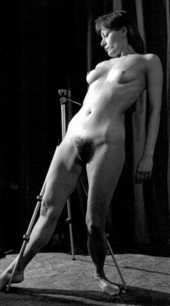 Howard Fricker Fine Art Nude Photography Black and White