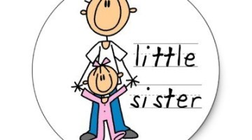 Christmas Letter to Sister