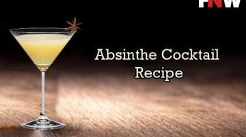 Absinthe Cocktail Recipe