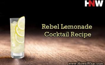 Rebel Lemonade Cocktail Recipe