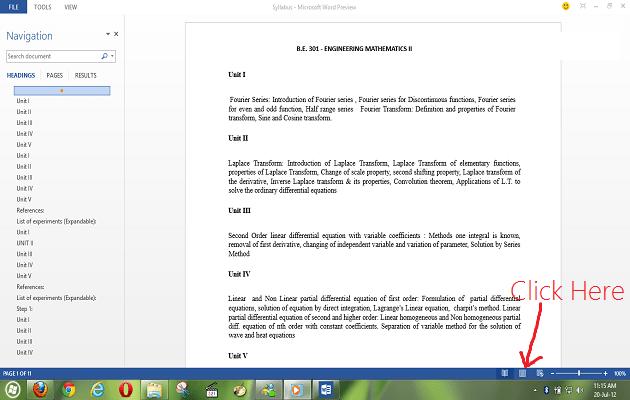 edit pdf in ms office - 2013