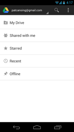google drive android app-1