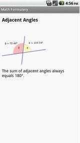 math formulary app -2
