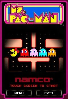 Asha series PAC Man games