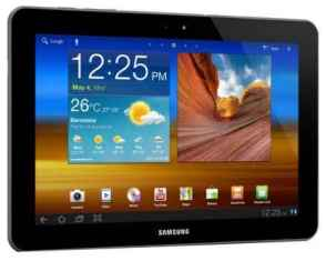 galaxy tablet P7510